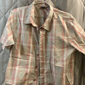 Men's Oakley Button Down Shirt